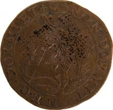 "Medal - ""He Who Keeps Israel Neither Slumbers nor Sleeps"", 1608"